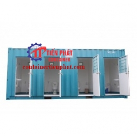 Container Tolet 20 feet