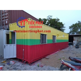 Mẫu thùng container 0003