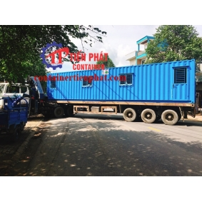 Mẫu thùng container 0001