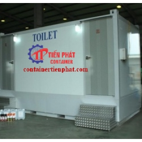 Container Tolet 10 feet